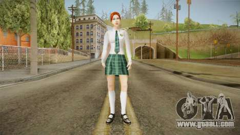 Bully SE - Christy Martin for GTA San Andreas second screenshot