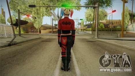 Harley Quinn from Injustice 2 for GTA San Andreas third screenshot