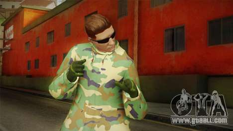 Gunrunning Skin 2 for GTA San Andreas
