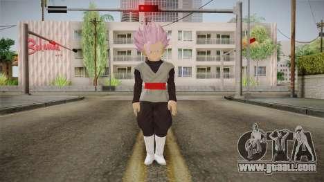 Dragon Ball Xenoverse 2 - Teen Gohan Black SSR for GTA San Andreas second screenshot