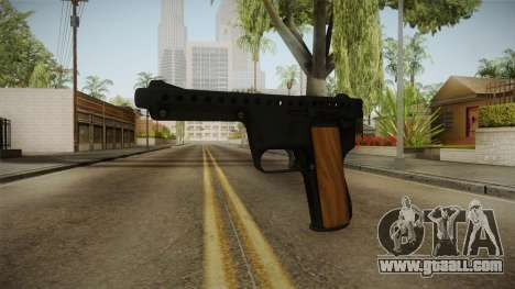 MBA Gyrojet Pistol for GTA San Andreas