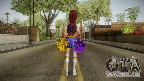 Cheer Captain Kerrigan v1 for GTA San Andreas third screenshot