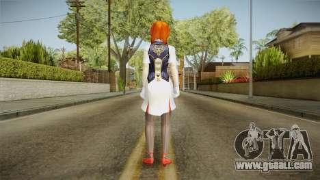 God Eater 2: Rage Burst - Hibari Takeda for GTA San Andreas third screenshot