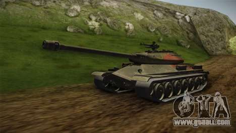 1944 Object 252U v1.0.0 Protector Skin for GTA San Andreas right view