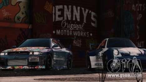GTA 5 New Bennys Original Motor Works in SP 1.5.4