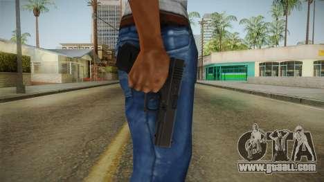 Glock 17 3 Dot Sight Red for GTA San Andreas third screenshot