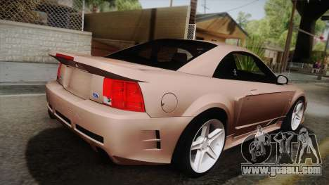 Saleen S281 2000 for GTA San Andreas left view