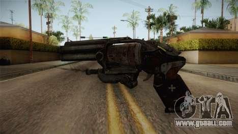 Gears of War 3 - Boltock Pistol for GTA San Andreas third screenshot