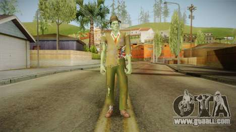 Stubbs Zombie for GTA San Andreas second screenshot