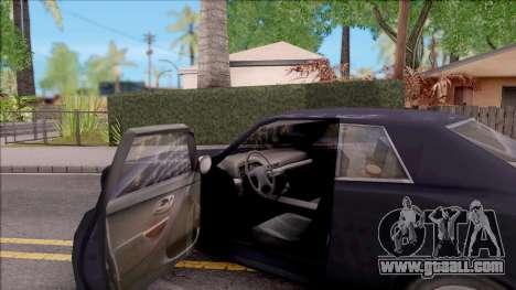 Driver PL Bonsai V.2 for GTA San Andreas inner view