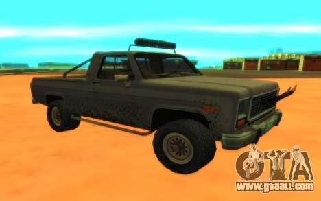 Ford F100 for GTA San Andreas
