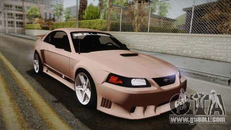 Saleen S281 2000 for GTA San Andreas