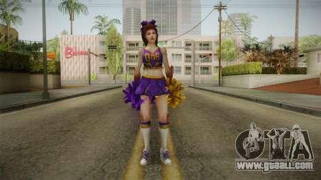 Cheer Captain Kerrigan v1 for GTA San Andreas second screenshot