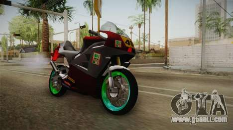New NRG-500rr for GTA San Andreas