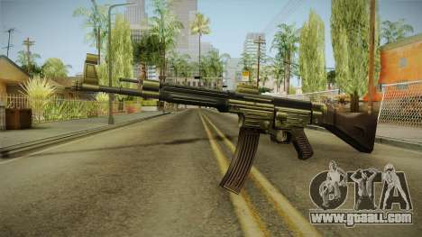 STG-44 v3 for GTA San Andreas