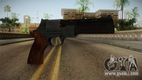 Mateba Autorevolver for GTA San Andreas second screenshot