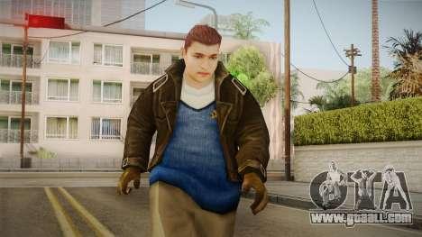 Hal Esposito from Bully Scholarship for GTA San Andreas