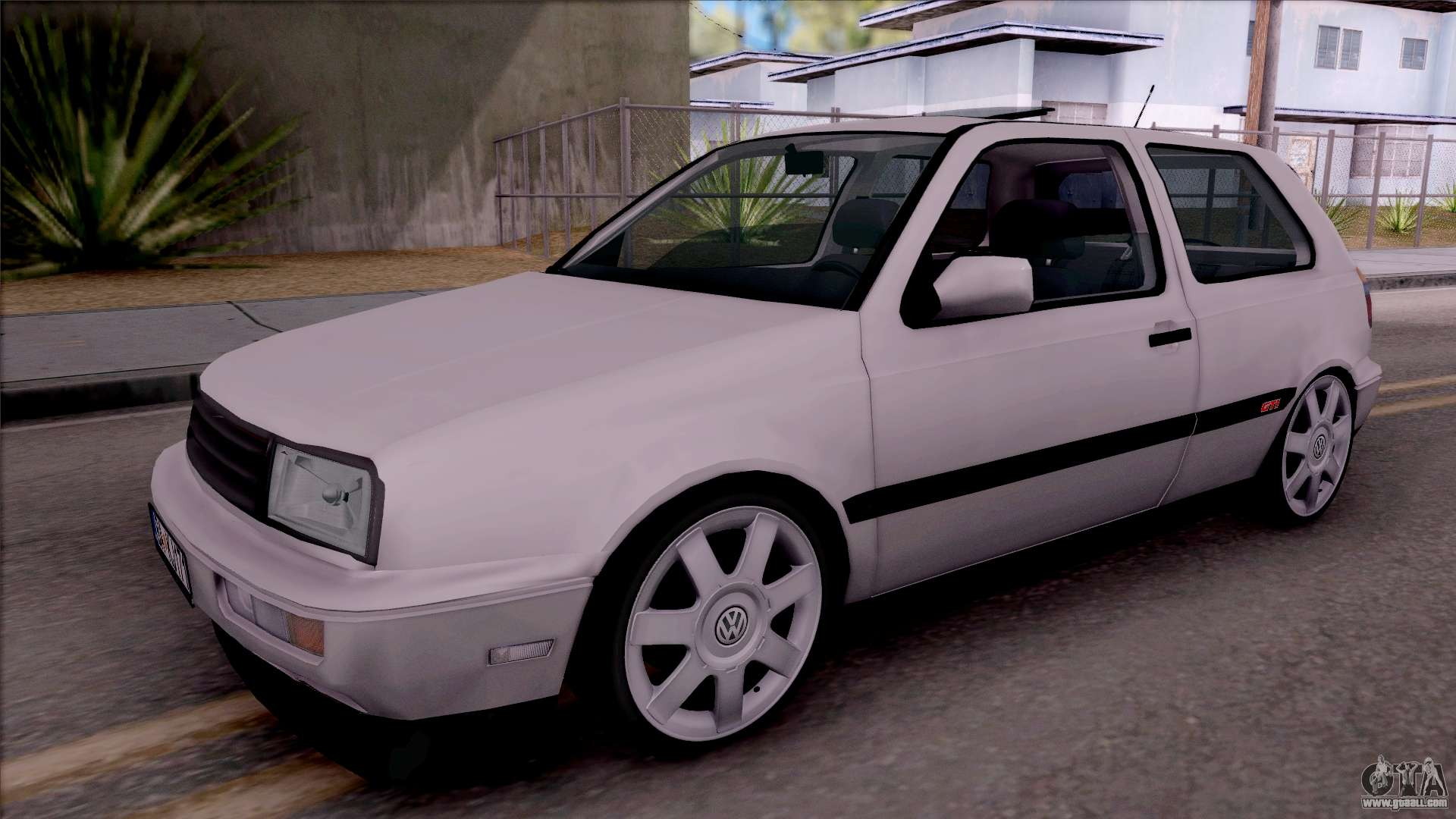 volkswagen golf 3 gti for gta san andreas. Black Bedroom Furniture Sets. Home Design Ideas
