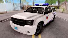 Declasse Granger Hometown PD 2012 for GTA San Andreas