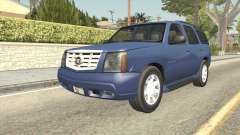 Cadillac Escalade 2002-2006 v2 for GTA San Andreas