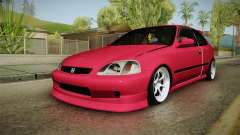 Honda Civic EK9 Stance for GTA San Andreas