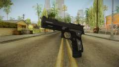 Gunrunning Pistol v1 for GTA San Andreas