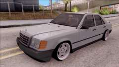 Mercedes Benz E200 W124 Stance for GTA San Andreas