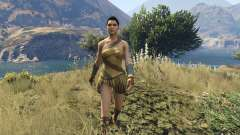 Wonder Woman 2017 for GTA 5