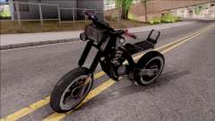 Homefront The Revolution Motorcycle for GTA San Andreas