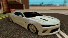 Chevrolet Camaro SS 2016 Stance for GTA San Andreas
