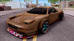 Infernus Tuning for GTA San Andreas