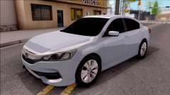 Honda Accord 2017 for GTA San Andreas