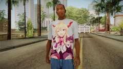 Vania T-Shirt for GTA San Andreas