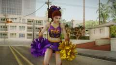 Cheer Captain Kerrigan v1 for GTA San Andreas