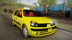 Renault Symbol Taxi for GTA San Andreas