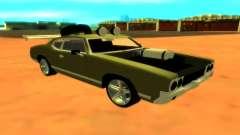 Sabre V1.2 for GTA San Andreas