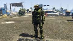 Master Chief for GTA 5