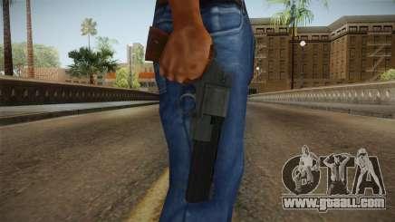 Mateba Autorevolver for GTA San Andreas
