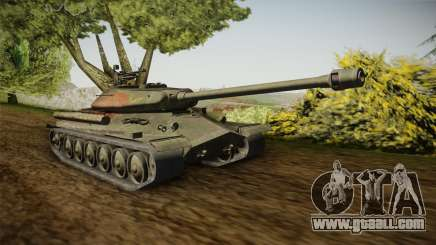 1944 Object 252U v1.0.0 Protector Skin for GTA San Andreas
