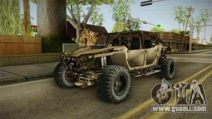 Ghost Recon Wildlands - Unidad AMV Tan for GTA San Andreas