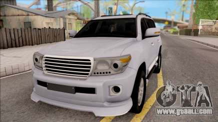 Toyota Land Cruiser 200 Sport for GTA San Andreas
