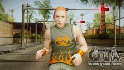 Omar Romero from Bully Scholarship for GTA San Andreas