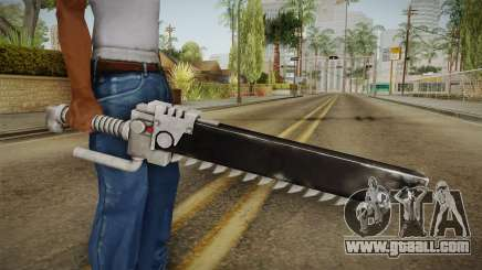 W40K: Deathwatch Chain Sword v1 for GTA San Andreas
