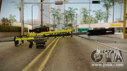 Gunrunning Heavy Sniper Rifle v2 for GTA San Andreas