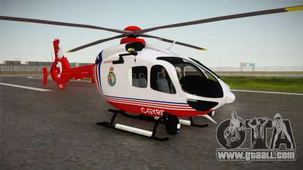 Airbus Eurocopter EC-135 YRP for GTA San Andreas
