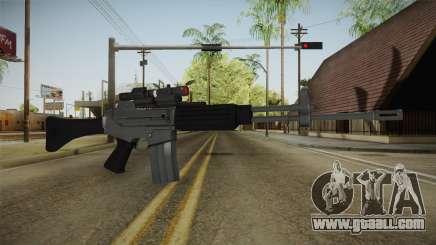 Daewoo K2 v3 for GTA San Andreas