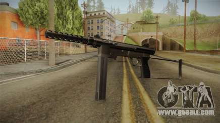 M76 SMG for GTA San Andreas