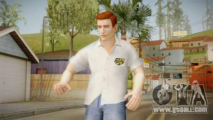 Wade Martin from Bully Scholarship for GTA San Andreas