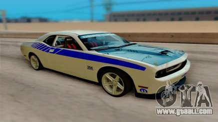 Dodge Challenger Drag Pak Supercharged for GTA San Andreas