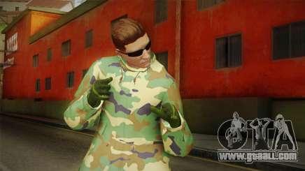 Gunrunning Skin 2 for GTA San Andreas